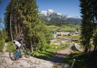 Schnuppertraining Bike Park