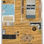 Photo of Apartment, bath, toilet, sauna