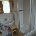 Photo of double room with shower, WC