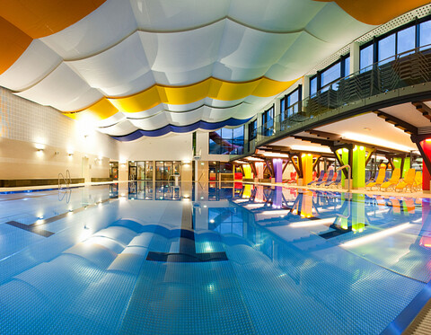 Indoor pool Zell am See