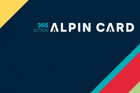 365 action alpin card