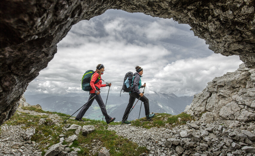 Alpine and difficult hikes in the stone alps | © sportalpen.com