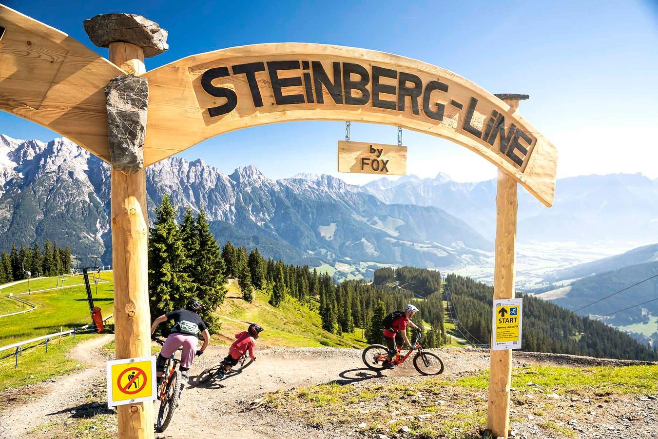 Bike-Erlebnistage in Leogang | Hotel Salzburger Hof Leogang