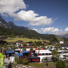 Expo Area Asitz Talstation Leogang Out of Bounds Festival  | © Viktor Lucas