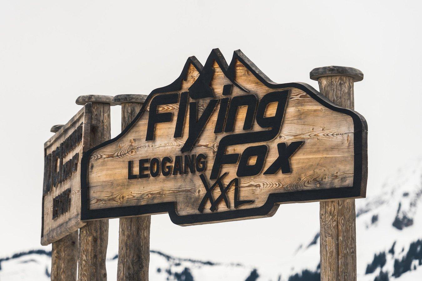 Flying Fox Xxl In Leogang Saalfelden Leogang