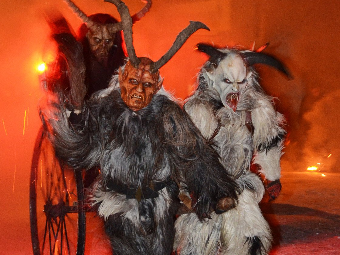 Krampuss, Advent