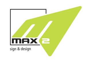 Logo max2 - sign and design